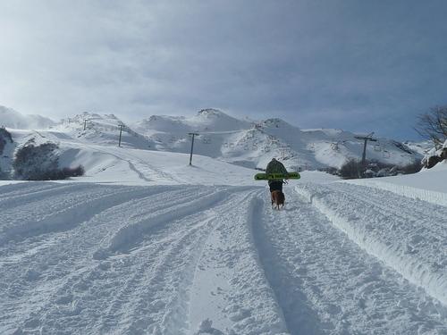 Nevados de Chillan Ski Resort by: Stuart B