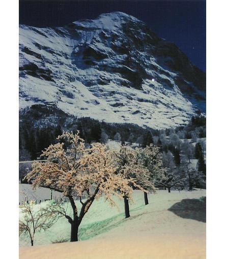 EIGER, FULL MOON, Grindelwald