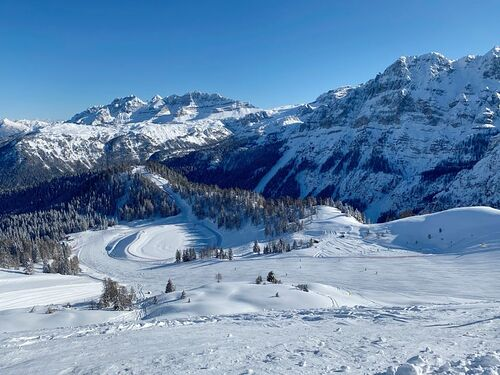 Madonna di Campiglio Ski Resort by: tourist offical