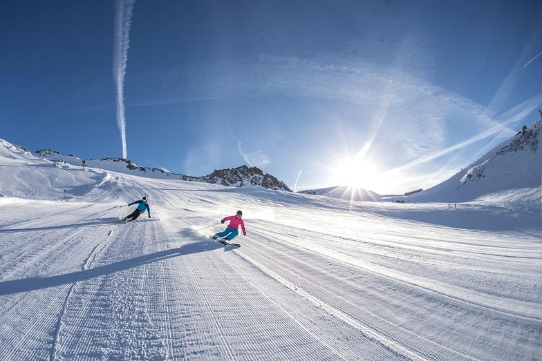 Molltal Glacier Resort, Mölltaler Gletscher