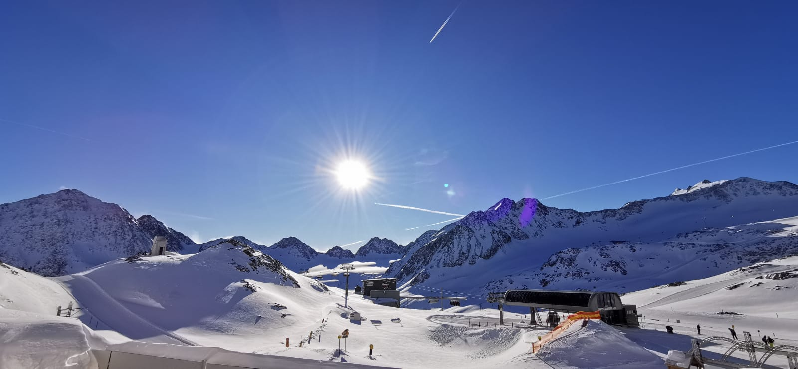 Pitztal Glacier Resort