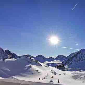 Pitztal Glacier Resort