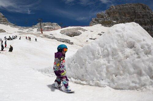Bovec - Kanin Ski Resort by: tourist offical