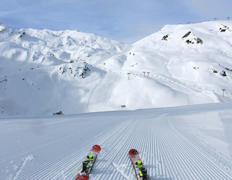 Luz Ardiden snow