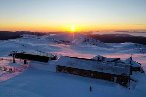 La Molina Ski Resort by: tourist offical