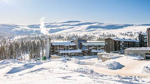 Trysil Ski Resort by: tourist offical