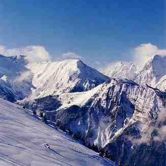 Alpe D'Huez - February 2000