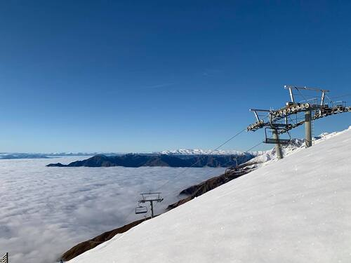 Treble Cone Ski Resort by: tourist offical