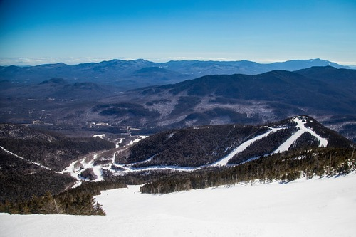 Whiteface Mountain (Lake Placid) Ski Resort by: tourist offical