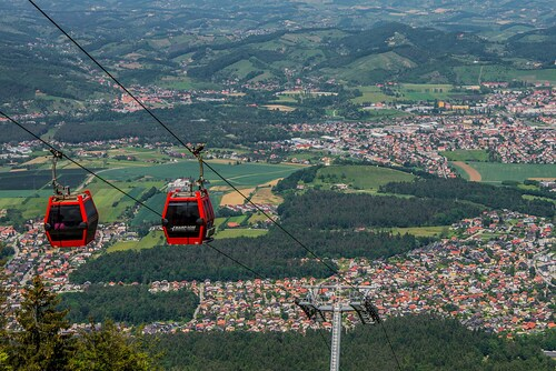 Mariborsko Pohorje Ski Resort by: tourist offical