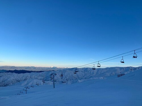 La Parva Ski Resort by: tourist offical