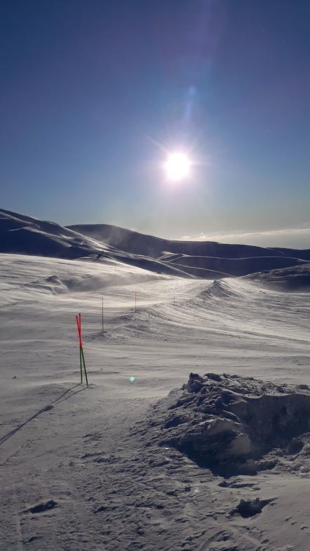 Season start, Mzaar Ski Resort