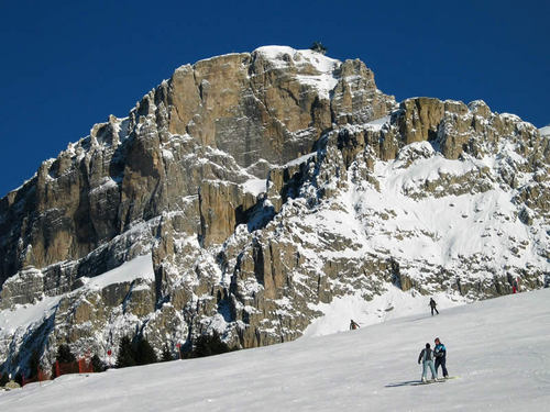 Alba di Canazei Ski Resort by: dolomitimeteo