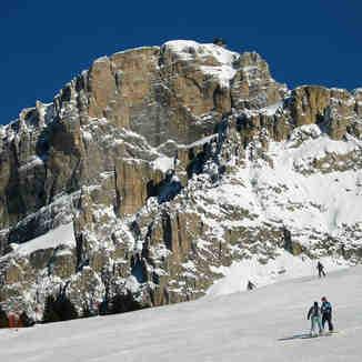 Ski Area Belvedere - Canazei, Alba di Canazei