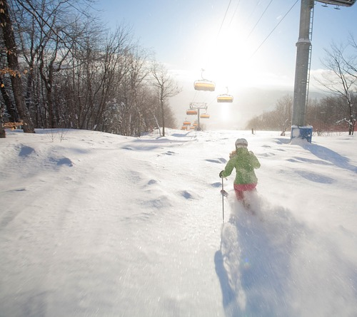 Okemo Mountain Ski Resort by: tourist offical