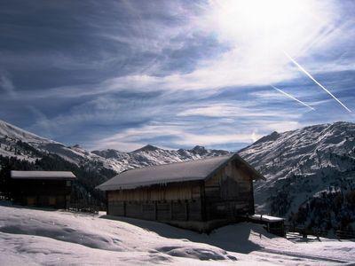 Nons Alm - Weerberg in Tirol, St Johann in Tirol