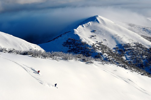 Mount Hotham Ski Resort by: tourist offical