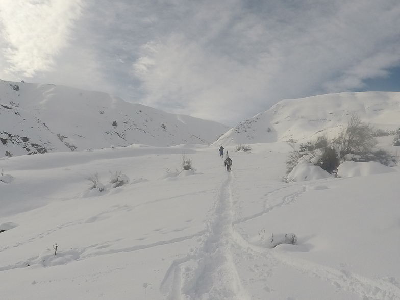 skitouring   Agosto 2020, Alto del Padre