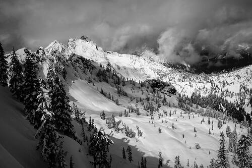The Summit at Snoqualmie Ski Resort by: tourist offical