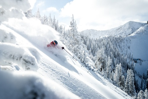 Snowbird Ski Resort by: tourist offical