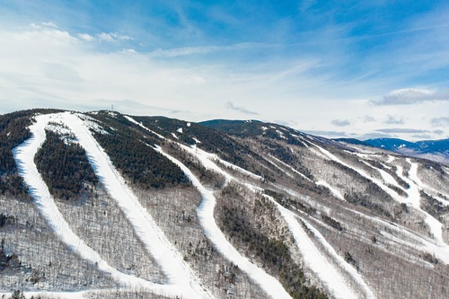 Sunday River Ski Resort by: tourist offical