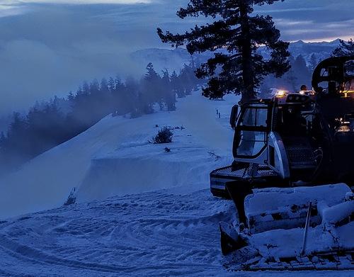 Crystal Mountain Ski Resort by: nicholas caruso