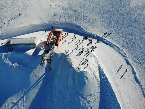 Denizli Kayak Merkezi Ski Resort by: OMER Uzun