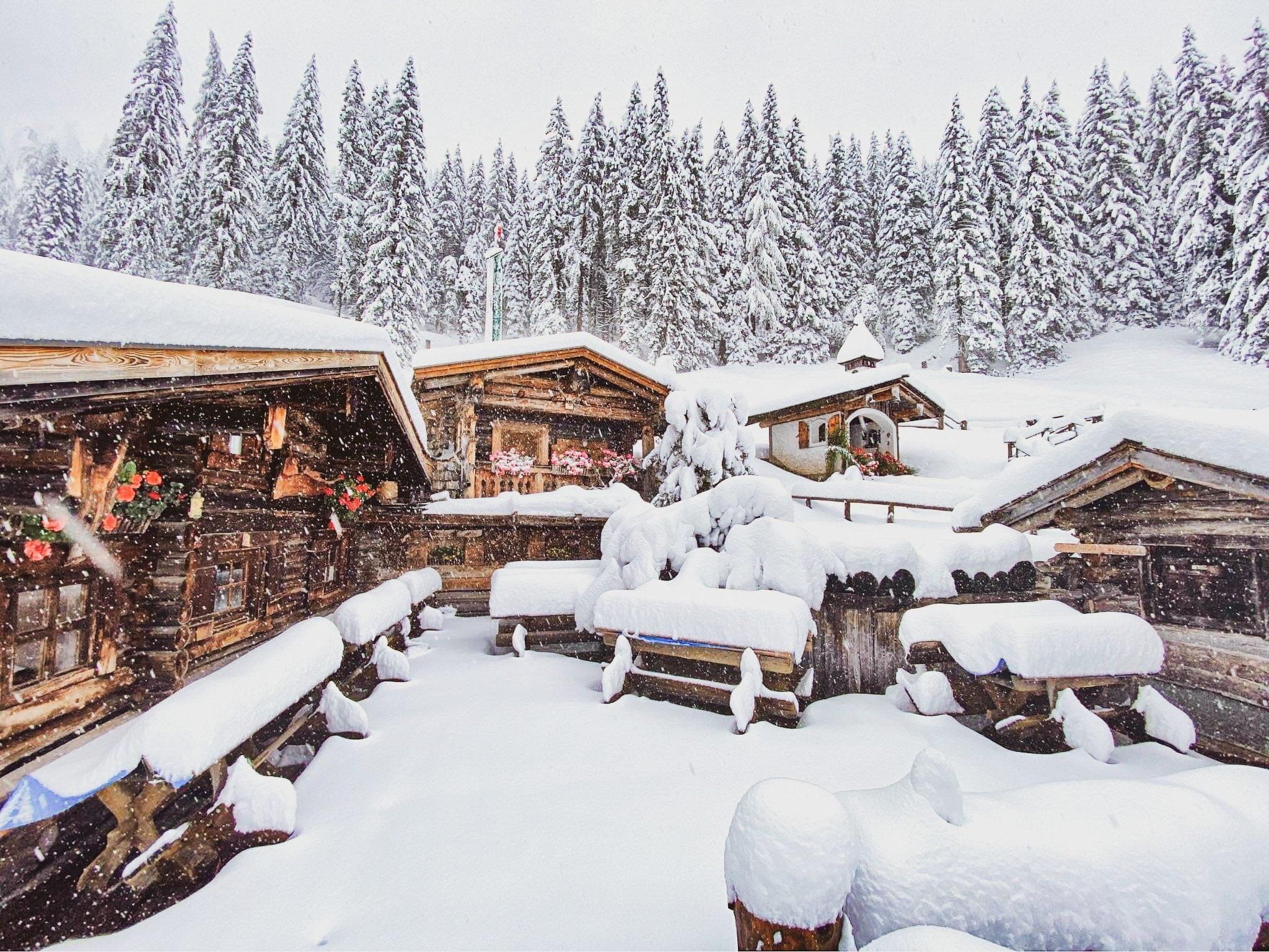 snow, Schladming