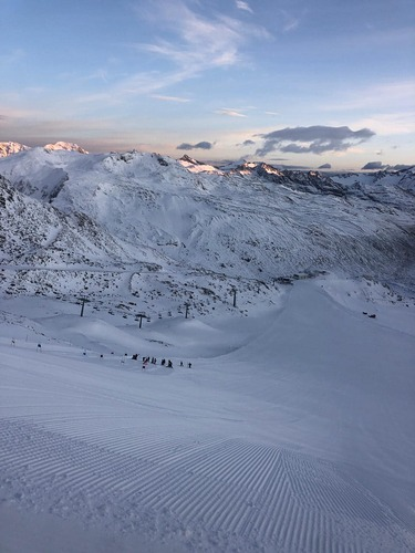 Val Senales (Schnalstal) Ski Resort by: Snow Forecast Admin