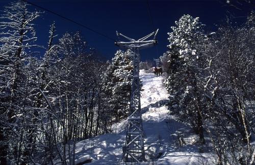 Mount Cheget Ski Resort by: Kravtsov Oleg