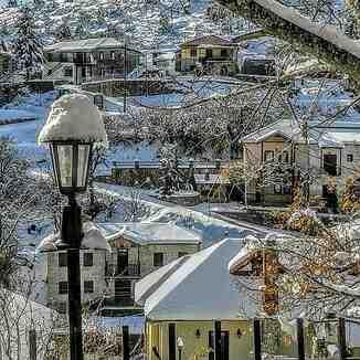 Snowing houses, Seli