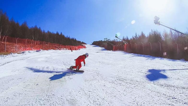 Wanlong snow
