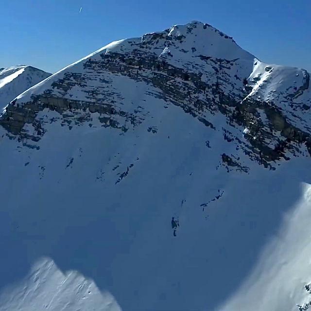 Mourre gros, Val d'Allos 1500 Le Seignus