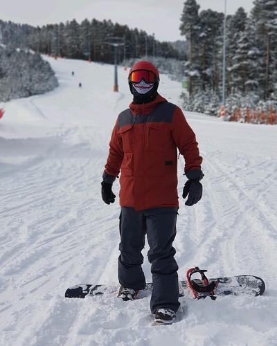 Sarıkamış Ski Resort by: Umut Fendi