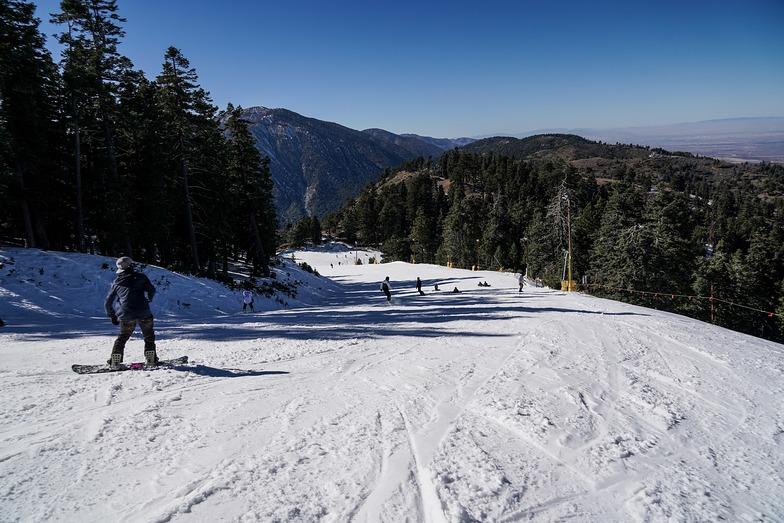 nice slope, Mountain High resort
