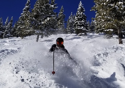 Castle Mountain Resort Ski Resort by: rich