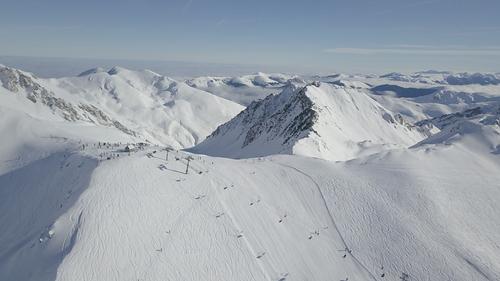 Grand Tourmalet-Bareges/La Mongie Ski Resort by: Grand Tourmalet