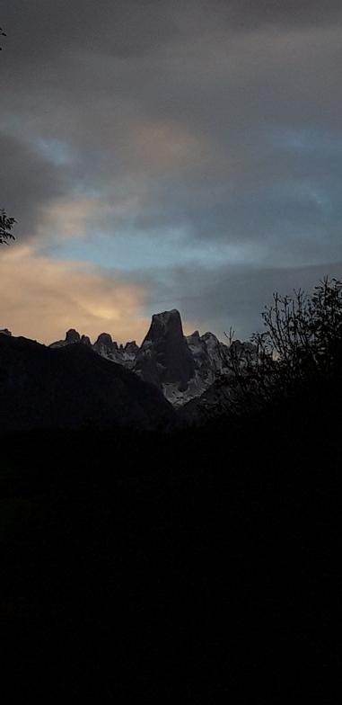 Picu urriellu, Picos De Europa