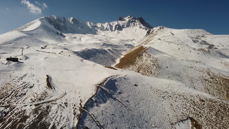 Erciyes in sweet November, Erciyes Ski Resort