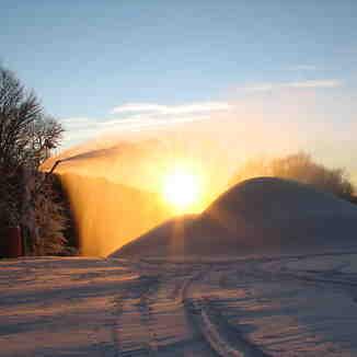 neige et soleil, Besse Super Besse