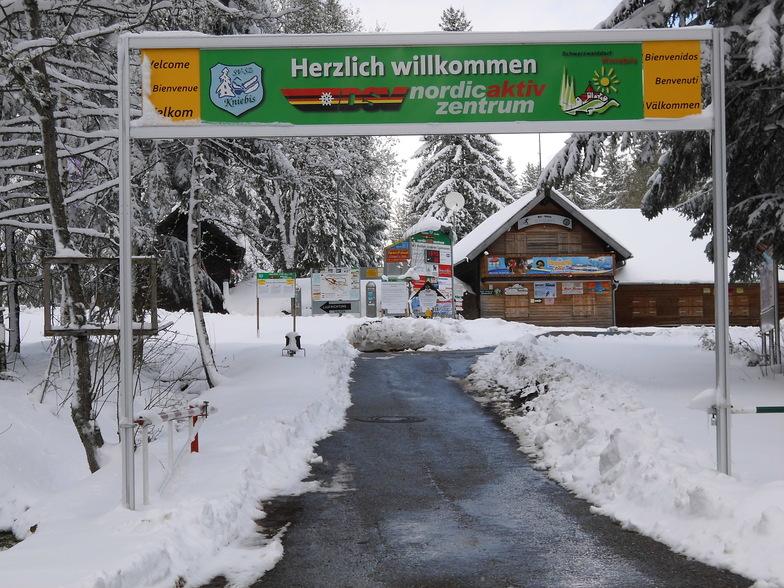 Langlaufzentrum Kniebis