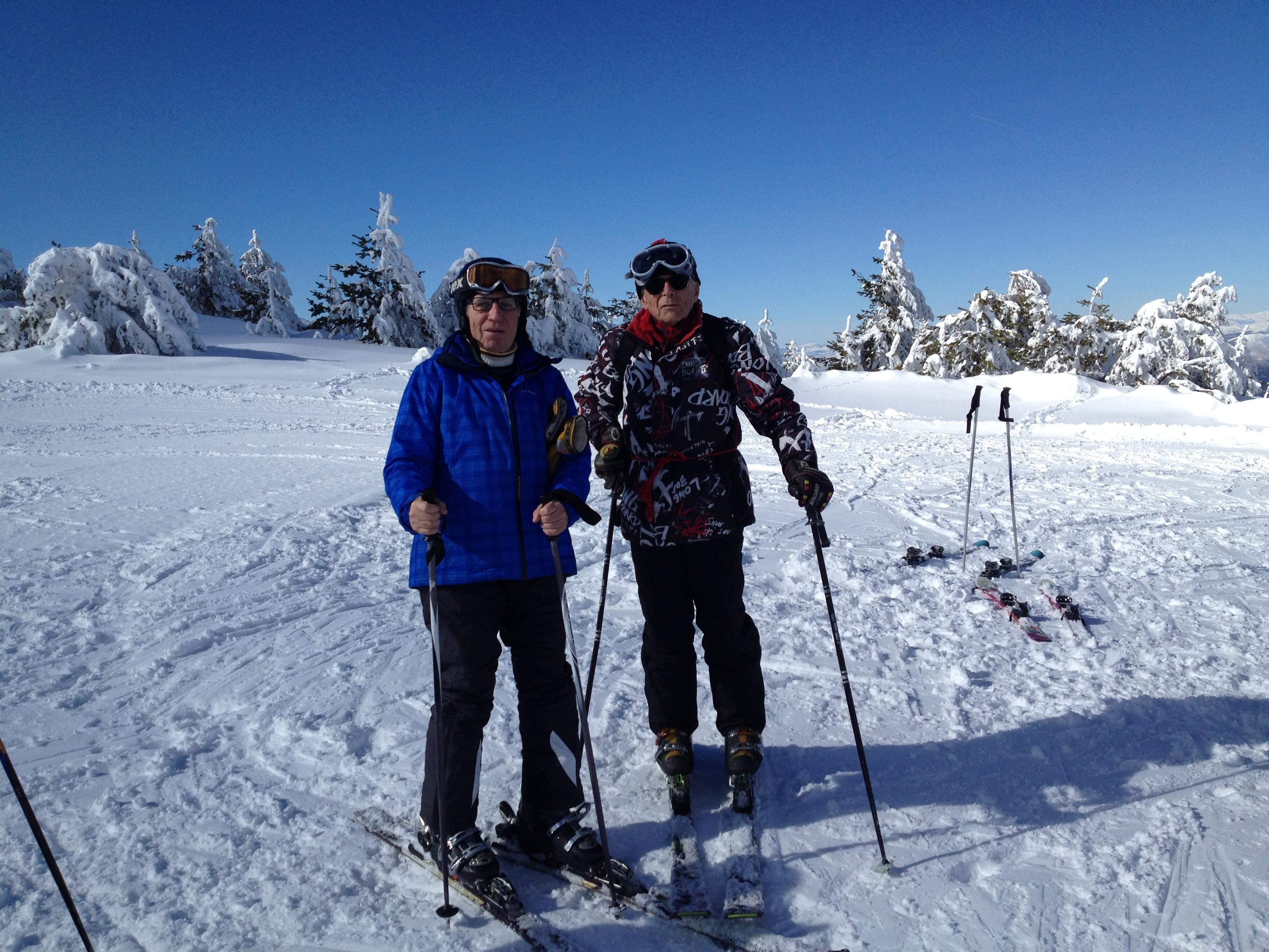 Veteran Skiers, Vasilitsa