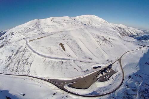 Leitariegos Ski Resort by: Cuetu d'Arbas Club - Leitariegos