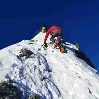Climbing, Villars