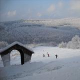 Ski slope No. 2, Hungary