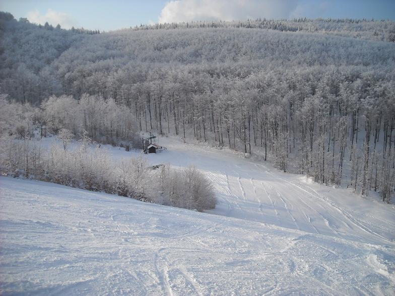 Ski slope No. 1, Bánkút