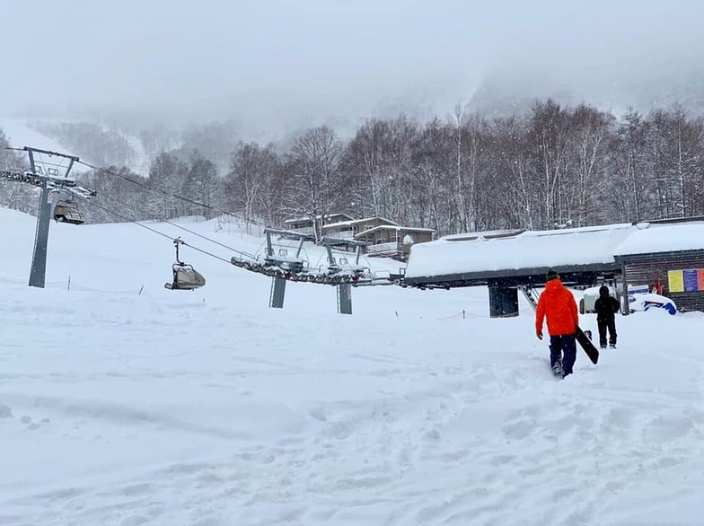 open, Rusutsu Resort