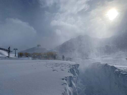 Pitztal Glacier Ski Resort by: Snow Forecast Admin