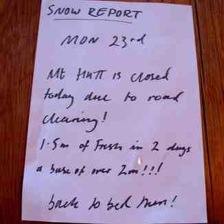 -This sucks!, Mt Hutt
