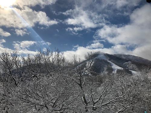 Madarao Kogen Ski Resort by: dan